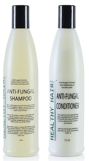 Healthy Hair Plus Antifungal Shampoo