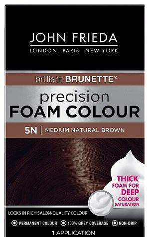 John Frieda Precision Foam Color Kit