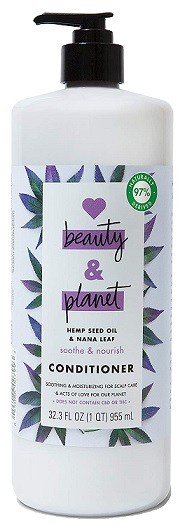 Love beauty hair conditioner