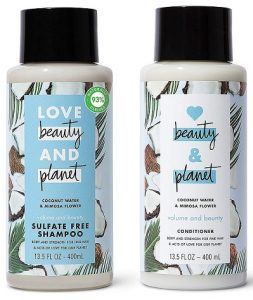 Love beauty shampoo