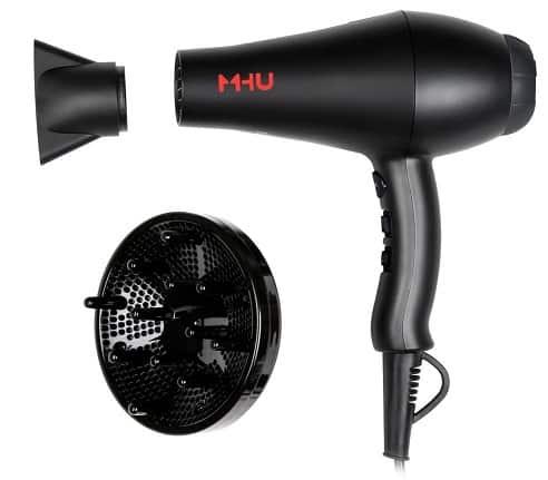 MHU Professional Salon Grade 1875w Hair Dryer