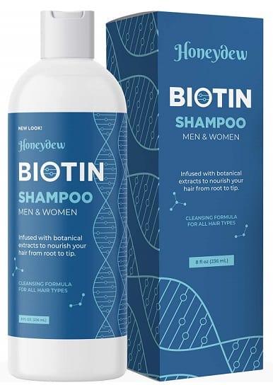 Maple Holistic Biotin Hair Shampoo