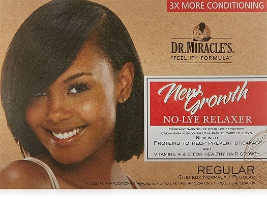 Miracles New Growth Thermaceutical Relaxer