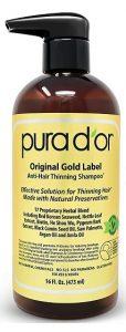 PURA Anti-Thinning Biotin Shampoo