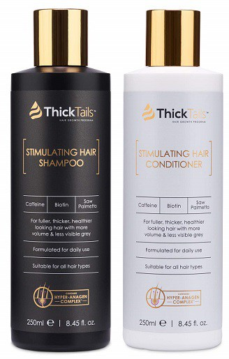 ThickTails Hair Growth Shampoo and Conditioner