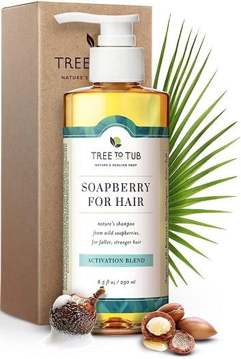 Tree Gentle Hair Growth Shampoo