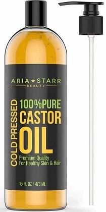 Aria Starr Castor Oil Cold Pressed