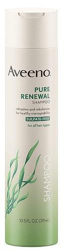 Aveeno Pure Renewal Gentle Shampoo