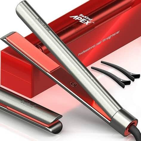 Bekind Apex 2-in-1 Hair Straightener Flat Iron
