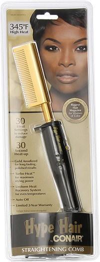 Conair Hype Hair Hot Comb