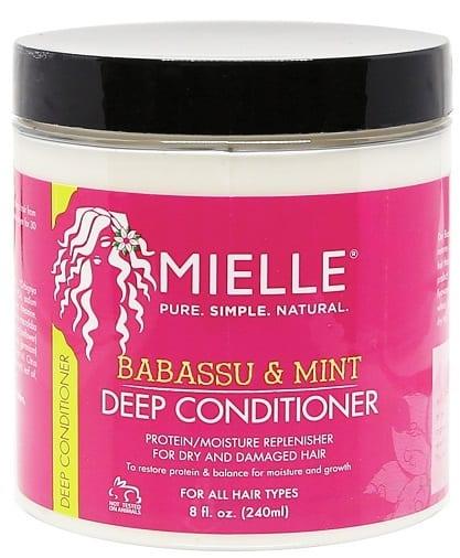 Mielle Organics Babassu & Mint Deep Conditioner