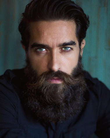 In Charge and Large Beard