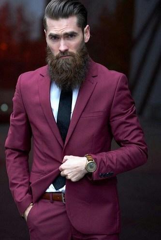 The Boss Style Long Beard