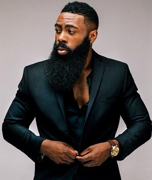 The Hipster Beard Style for Black Men