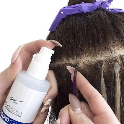 hair extension glues
