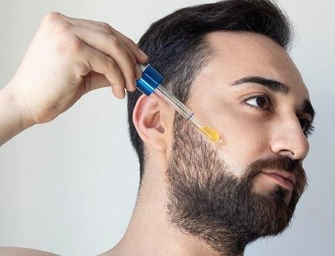 Apply a pre-shaving oil